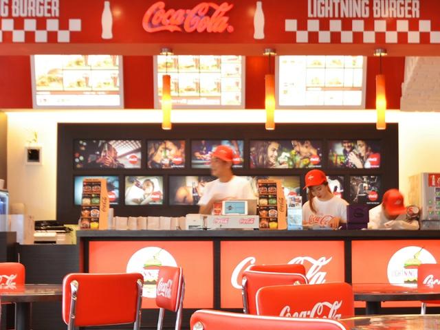 Lightning Burger