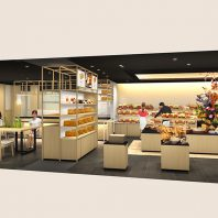 【BAKERY 京都桂別邸】ベーカリーカフェが3月上旬セントラルパーク地下街にグランドオープン予定!